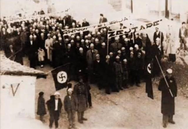 ΙΣΤΟΡΙΕΣ: Μιλούν για «γενοκτονία» οι δοσίλογοι Τσάμηδες και θέλουν την «Τσαμουριά»!