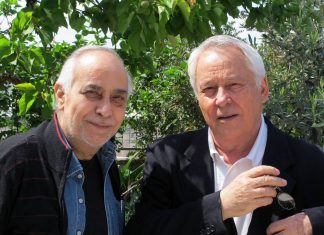 «ΜΟΝΟΓΡΑΜΜΑ» στην ΕΡΤ2: Ο σκηνογράφος και ζωγράφος Γιώργος Ζιάκας