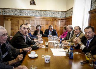 ΑΝΕΛ: Καμία διαφωνία στη συνεδρίαση της ΚΟ - Τι συζητήθηκε