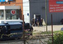 ΓΑΛΛΙΑ: Τζιχαντιστής κρατάει ομήρους σε σούπερ μάρκετ