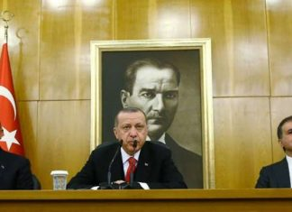Τελευταία εξέλιξη: Νέα επίθεση Ερντογάν στην Ελλάδα