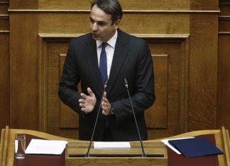 """Μητσοτάκης: Κατηγόρησε τον ΣΥΡΙΖΑ για """"υγειονομικό σαμποτάζ"""""""