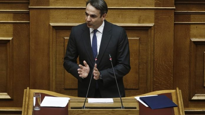 Ο Μητσοτάκης στη Βουλή ανακοίνωσε νέα δέσμη θετικών μέτρων