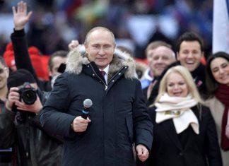 """Το """"φαινόμενο"""" Πούτιν"""