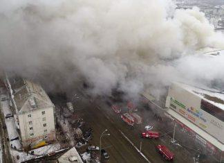 ΡΩΣΙΑ: ΒΙΝΤΕΟ - σοκ από τη φονική πυρκαγιά στο εμπορικό κέντρο