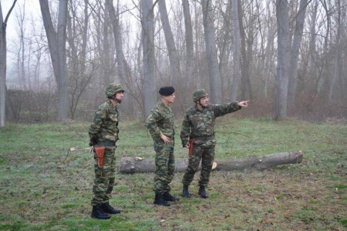 Στο σημείο όπου πιάστηκαν οι δύο Έλληνες στρατιωτικοί ο Α/ΓΕΣ