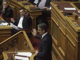 Μητσοτάκης: Τελειώνετε με τους Ρουβίκωνες – Κάψατε την Αθήνα το 2008