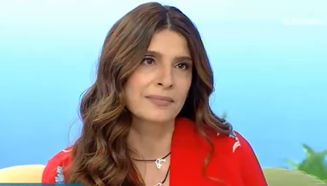 Συγκλονίζει η Τσαπανίδου μιλώντας για τον σύζυγό της που σκοτώθηκε από ηλεκτροπληξία
