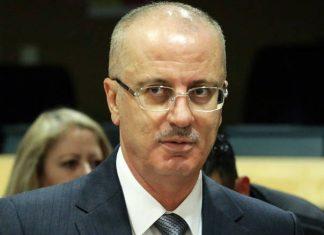 Απόπειρα δολοφονίας του Παλαιστίνιου Πρωθυπουργού!