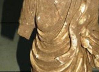 """Στα """"πράσα"""" έπιασαν αρχαιοκάπηλους λίγο πριν πουλήσουν άγαλμα μεγάλης αρχαιολογικής αξίας"""