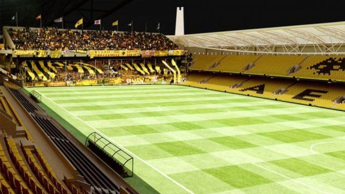 Συνάντηση εκπροσώπων της ΑΕΚ με Πατούλη για το γήπεδο