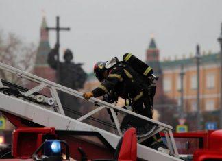 ΡΩΣΙΑ: Ξέσπασε φωτιά σε ψυχιατρικό νοσοκομείο