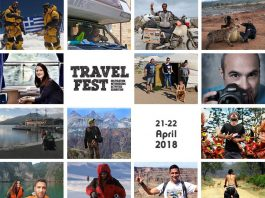 TravelFest: Ο γύρος του κόσμου σε δύο ημέρες