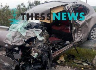 Κιλκίς: Τραγωδία δίχως τέλος μετά το φριχτό τροχαίο - Υπέκυψε στα τραύματά της και μια καλόγρια - Τέσσερις οι νεκρές