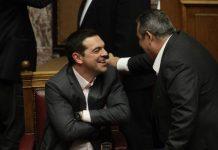 """Η συμφωνία των Πρεσπών """"διχάζει"""" ΣΥΡΙΖΑ-ΑΝΕΛ"""