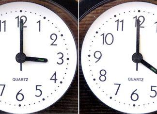Ξημερώματα Κυριακής γυρίζουμε τα ρολόγια μια ώρα μπροστά