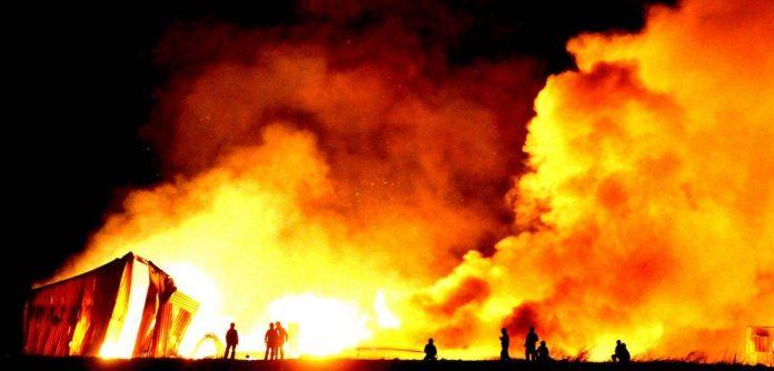 Λακωνία: Φωτιά στην περιοχή Κελεφά