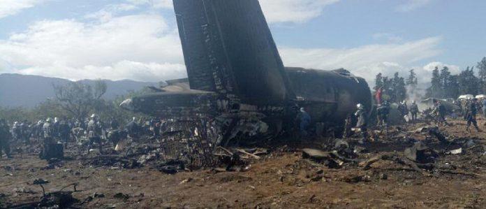 ΑΛΓΕΡΙΑ: Με φλεγόμενο φτερό έπεσε το αεροσκάφος - 257 νεκροί