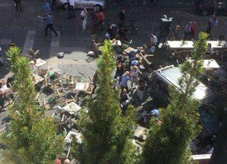 ΓΕΡΜΑΝΙΑ: Αυτοκίνητο έπεσε πάνω σε πεζούς