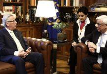 Γιούνκερ: Η Ελλάδα είναι «δεύτερη πατρίδα μου»