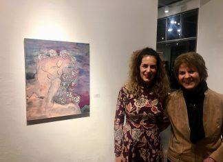 Η βραβευμένη εικαστικός Αναστασία Γκινάκη παρουσιάζει 16 έργα της στην Ελβετία