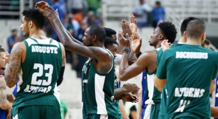 EuroLeague: Παναθηναϊκός - Μακάμπι 89-84