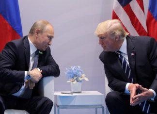 ΕΛΣΙΝΚΙ: Το μεσημέρι της Δευτέρας η συνάντηση Τραμπ-Πούτιν