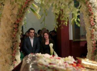 Τήλος: Στον Ιερό Ναό των Ταξιαρχών ο Αλέξης Τσίπρας για την Ακολουθία του Επιταφίου