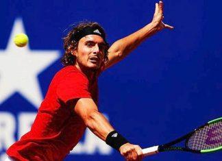 Πάλεψε, αλλά ηττήθηκε ο Τσιτσιπάς στον τελικό του China Open