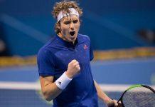 ΒΑΡΚΕΛΩΝΗ: Μεγάλη επιτυχία για το ελληνικό τένις - Στον τελικό ο Τσιτσιπάς