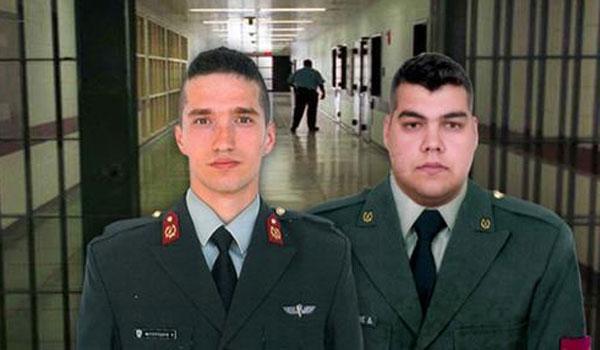 Αποτέλεσμα εικόνας για Διαμαρτυρία στο τουρκικό Προξενείο της Θεσσαλονίκης για τους δύο Έλληνες στρατιωτικούς