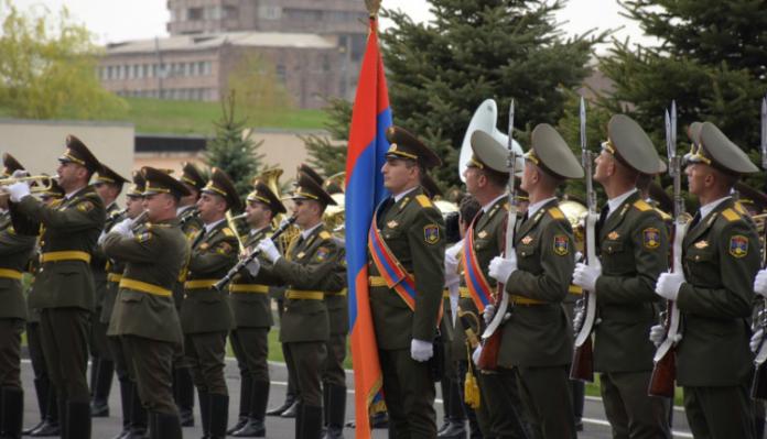 Αφιερωμένο από την Αρμενία στην Τουρκία: «Η Ελλάδα ποτέ δεν πεθαίνει, δεν τη σκιάζει φοβέρα καμιά…»