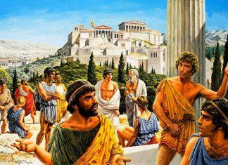 Αρχαία διακομματική δωροδοκία