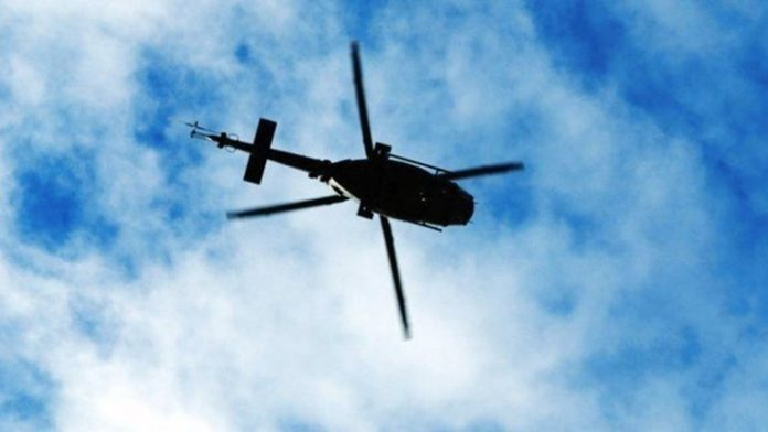 Έπεσε Νατοϊκό ελικόπτερο ανοικτά της Κεφαλλονιάς