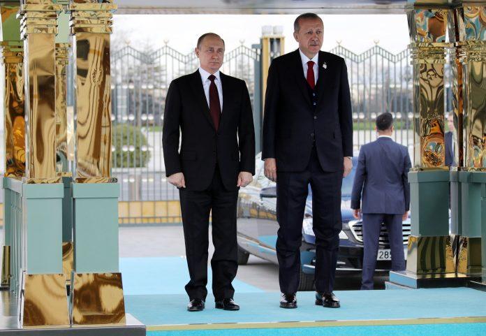 ΚΩΝΣΤΑΝΤΙΝΟΥΠΟΛΗ: Συνάντηση κορυφής για την Συρία