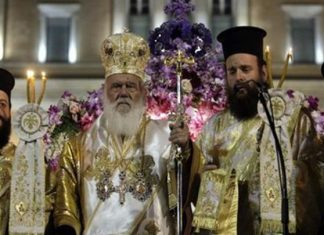 Ιερώνυμος: Εχθροί του Χριστού υπήρχαν τότε, υπάρχουν και σήμερα