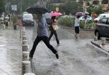 Καιρός: Χαμηλές θερμοκρασίες και το Σάββατο με βροχές και καταιγίδες