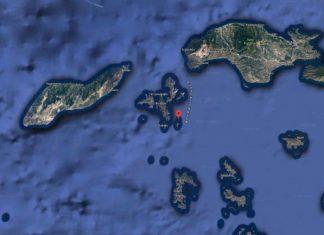 """Ελληνική η νησίδα Μικρός Ανθρωποφάγος και με τη ...""""βούλα"""""""