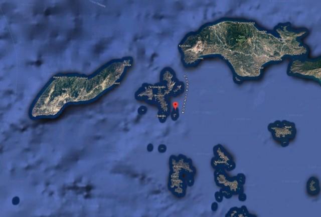 Ελληνική η νησίδα Μικρός Ανθρωποφάγος και με τη ...