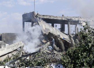 ΣΥΡΙΑ: Ρωσικά και συριακά αεροσκάφη σφυροκοπούν την Ιντλίμπ