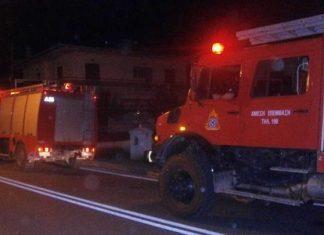 Λάρισα: Φωτιά σε διαμέρισμα – Απεγκλώβισαν ηλικιωμένη