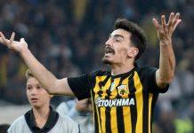 Προκρίθηκε η ΑΕΚ με γκολ του Χριστοδουλόπουλου στο 94′