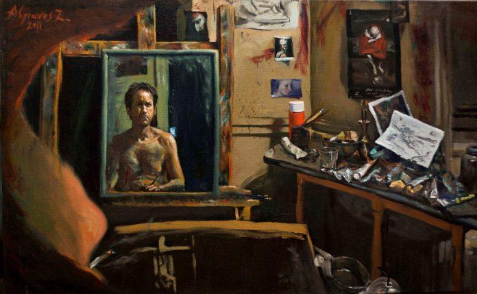 ΑΔΡΙΑΝΟΣ - Ατομική έκθεση ζωγραφικής στη Galerie