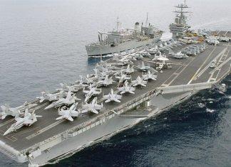 Οι ΗΠΑ ανασυστήνουν τον Δεύτερο Στόλο, με το βλέμμα στη Ρωσία