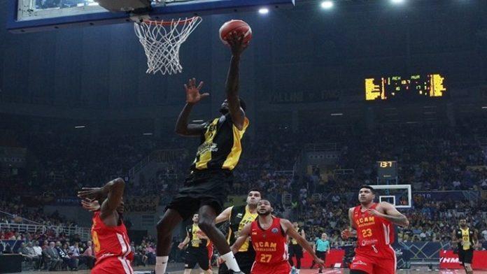 Basket League: Στην 3η αγωνιστική ΑΕΚ - Παναθηναϊκός