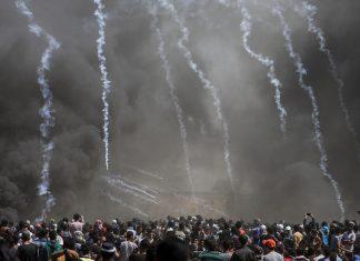 Liberation: Το συγκλονιστικό πρωτοσέλιδο για το αιματοκύλισμα στη Γάζα