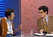 Η ιστορική συνέντευξη του Χάρρυ Κλυνν στον Νίκο Χατζηνικολάου!