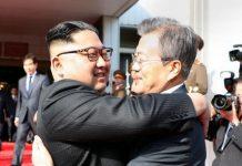Ο Κιμ δεσμεύτηκε για αποπυρηνικοποίηση της κορεατικής χερσονήσου