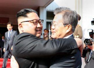 Ιστορική συμφωνία: Βόρεια και Νότια Κορέα αποφάσισαν την αποπυρηνικοποίηση της χερσονήσου