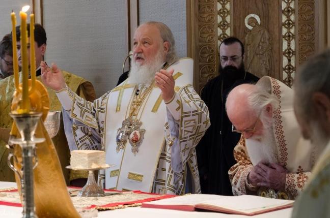 Η συνάντηση των ιεραρχών Ρωσίας και Αλβανίας είχε ξεχωριστή σημασία...